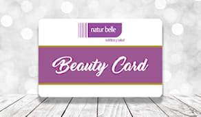 Beauty card natur belle