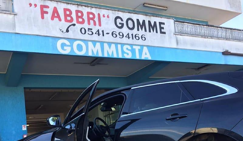 CAMBIO GOMME + OMAGGIO