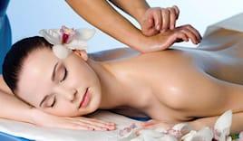 Massaggio benessere 1 h