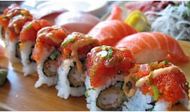 Asporto sushi alba 30 pz
