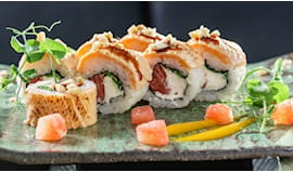 50pz sushi zen domicilio