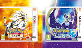 Pokemon sole/luna a 39,99