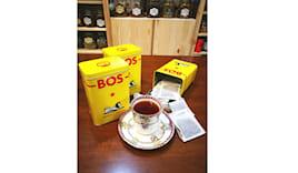 Scatola di tè bos