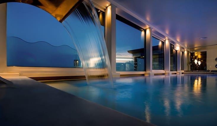 Magico weekend con soggiorno e spa vista mare all\'hotel savoia sul  lungomare di rimini a soli 99€ invece di 159€