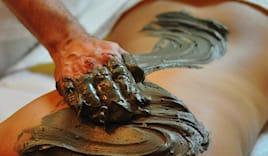 5 fanghi con massaggio