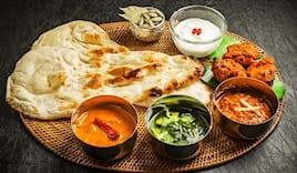 Indiano carne,pesce o veg