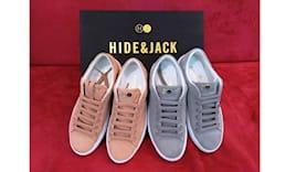Sneaker hide & jack