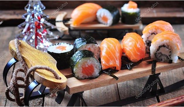 Cena sushi tao