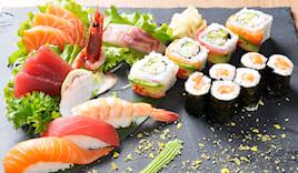 Sushi take away -10%