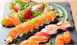 Sushi a domicilio -10%