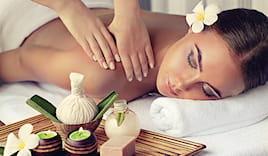 Massaggio corpo omaggio