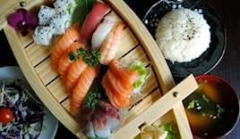 Sushi 20 pz + 2 primi