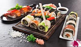 48 pezzi di sushi kiki