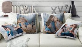 Cuscino regalo con foto