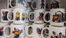 Tazza mug stampata