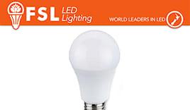 5 lampadine a led da 9w