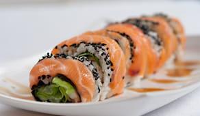 Box sushi 18 pezzi miyako
