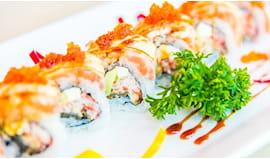 Sushi box 56 pezzi miyako
