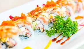 Sushi box 64 pezzi miyako