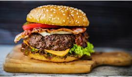 Hamburger d'asporto!