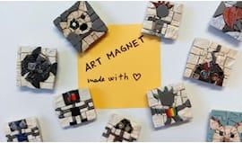 Magnete mosaico