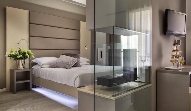 L\'hotel boemia**** di riccione offre un soggiorno di 1 notte per 2 persone,  colazione inclusa, in una fantastica suite a soli 99€ anziché 129€!