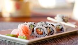 Sushi takeaway 40 pezzi