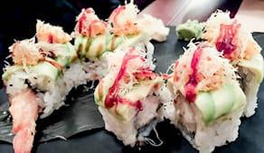 Pranzo sushi alba