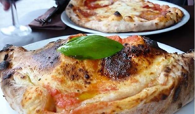 Menù pizza il setaccio