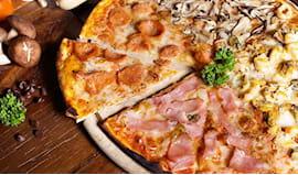 2 pizze+bibite castelfr