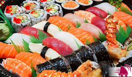 Box primo secondo + sushi