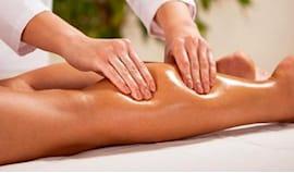3 massaggi linfodrenanti