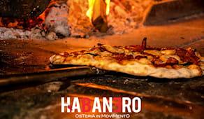 Pizza x2 habanero
