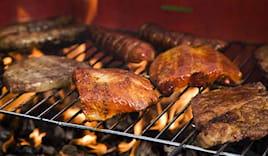 Habanero grill x2
