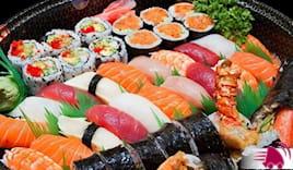 32 pz sushi a domicilio
