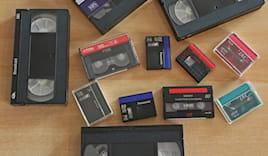 Videocassette su dvd