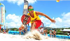Piada+bibita+beach tennis