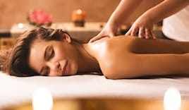 Massaggio a scelta 17 €