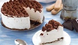 Torta semifreddo 10€