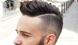 Taglio uomo new look