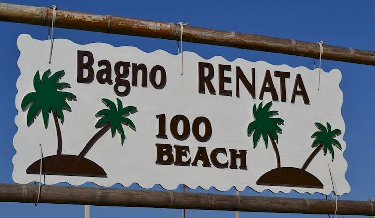 Bagno Mediterraneo Pinarella : Offerta: giornata pranzo al mare a ravenna spiiky