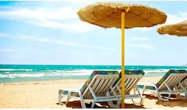 Spiaggia + menù kapogiro