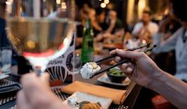 Aperitivo kiki sushi