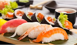 T.a. sushi king misto 30p