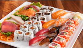 Omaggio sushi king 40pz