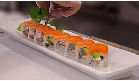 Pranzo sushi liang