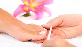 Pedicure spa clinicbeauty