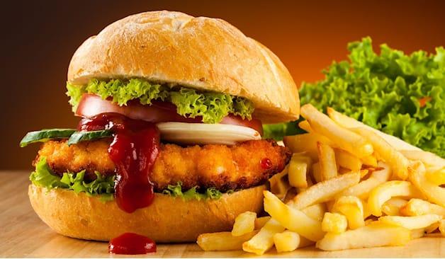 Hamburger a riccione