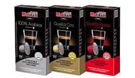 Capsule caffè 0,16€ cad.