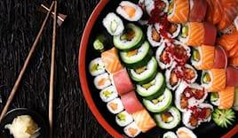 50% sconto x sushi box